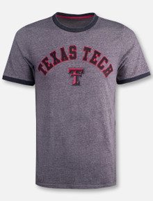 "Arena Texas Tech Red Raiders Double T ""Sao Luis"" T-Shirt"