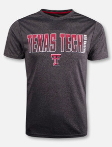 "Arena Texas Tech Red Raiders Double T ""Hamilton"" T-Shirt"