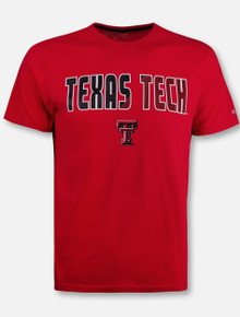 "Arena Texas Tech Red Raiders Double T ""Yona"" T-Shirt"