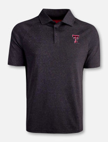 "Arena Texas Tech Red Raiders Double T ""Wellington"" Polo"