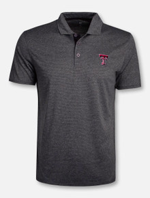 "Arena Texas Tech Red Raiders Double T ""Newcastle"" Polo"