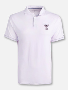 "Arena Texas Tech Red Raiders Double T ""Iceland"" Polo"