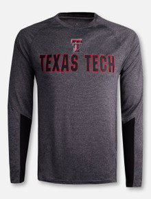 "Arena Texas Tech Red Raiders Double T ""Brisbane"" Long Sleeve T-Shirt"