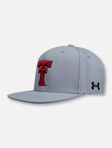 """Under Armour Texas Tech Red Raiders 2021 """"On The Field"""" Throwback Hat"""