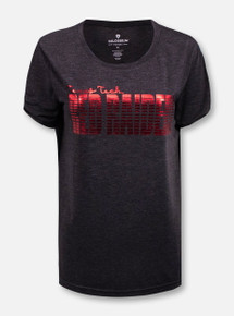 "Arena Texas Tech Red Raiders ""Rome"" Cutout T-Shirt"