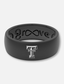 Texas Tech Red Raiders Double T Large Silicone Ring