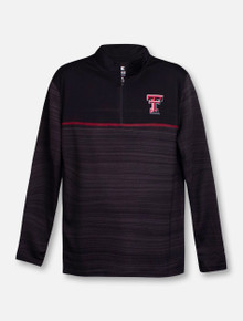 "Arena Texas Tech Red Raiders Double T YOUTH ""Salta"" 1/4 Zip Windshirt"