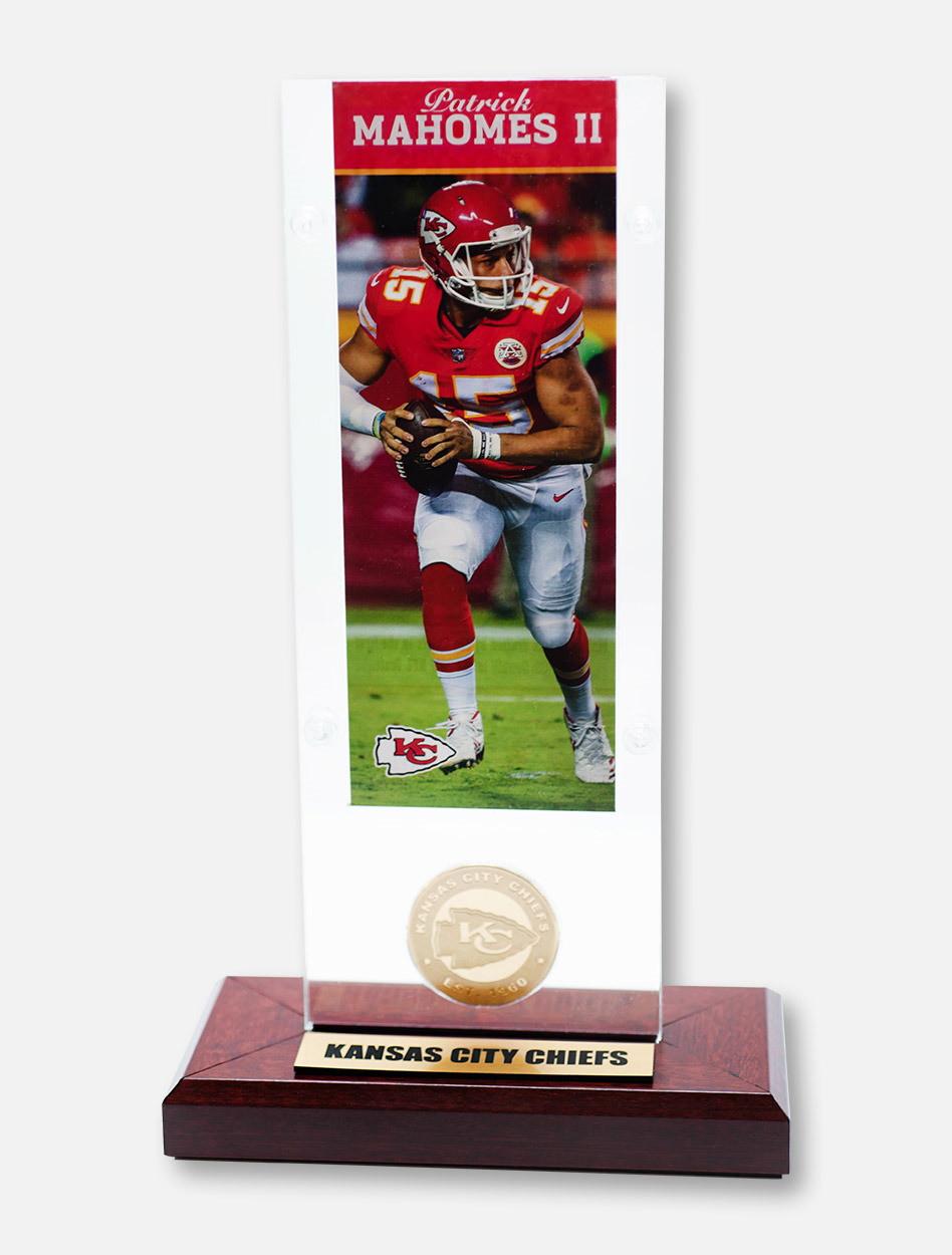 2b5d4610c Kansas City Chiefs Patrick Mahomes II Authentic 3.5