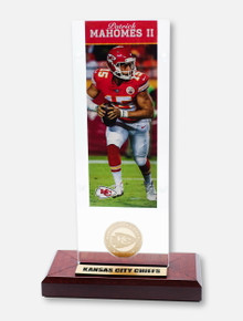 "Kansas City Chiefs Patrick Mahomes II Authentic 3.5"" x 9"" Player Ticket"
