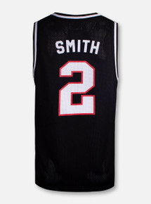 Retro Brand Texas Tech Red Raiders Zhaire Smith #2 Jersey