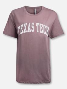 Texas Tech Red Raiders Classic White Arch T-Shirt