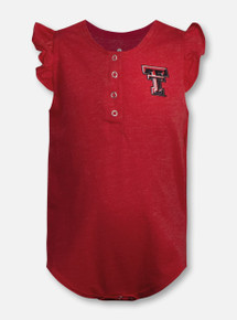 """Arena Texas Tech Red Raiders Double T """"Kassel"""" INFANT Onesie"""