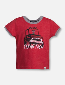 "Arena Texas Tech Red Raiders Double T ""Mud Flap"" INFANT T-Shirt"
