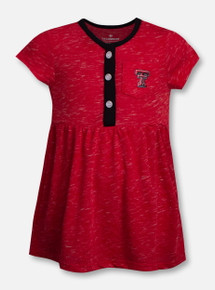 """Arena Texas Tech Red Raiders Double T """"Nuess"""" INFANT Dress"""