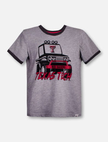 "Arena Texas Tech Red Raiders Double T ""Mud Flap"" TODDLER T-Shirt"