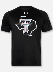 "Under Armour Texas Tech Red Raiders ""Black List"" Short Sleeve T-Shirt"