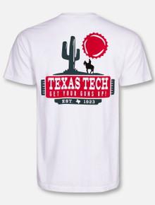 """Texas Tech Red Raiders """"WhataScene"""" T-Shirt"""