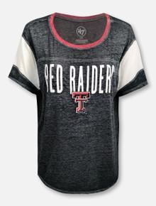 Texas Tech Red Raiders Boyfriend Tee