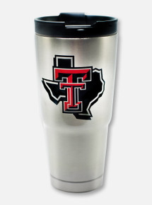 Texas Tech Red Raiders Lone Star Pride ENGEL 30oz Tumbler