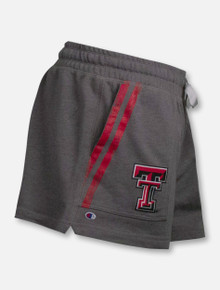 "Champion Texas Tech Red Raiders ""French Terry"" Stripe Short"