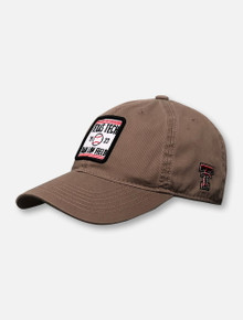 "Legacy Texas Tech Red Raiders ""Dan Law Field"" Adjustable Cap"