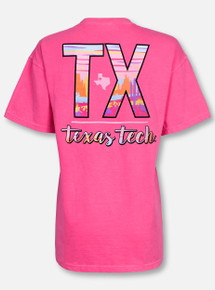 "Texas Tech Red Raiders ""Canyon Sunset"" T-Shirt"