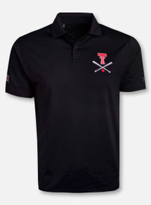 "Under Armour Texas Tech Red Raiders ""Around The Horn"" Performance Polo"