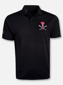 """Under Armour Texas Tech Red Raiders """"Around The Horn"""" Performance Polo"""