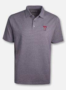 "Tommy Bahama Texas Tech Red Raiders Double T ""Pacific Shore"" Polo"