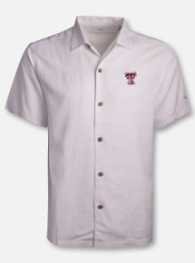 "Tommy Bahama Texas Tech Red Raiders Double T ""Al Fresco Tropics"" Polo"