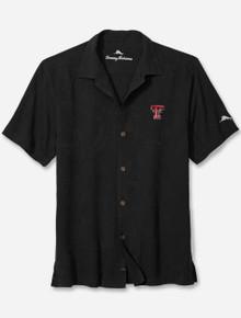 "Tommy Bahama Texas Tech Red Raiders Double T ""Al Fresco Tropics"" Polo"