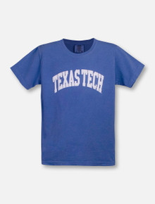 Texas Tech Red Raiders Classic White Arch YOUTH T-Shirt