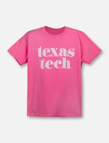 """Texas Tech Red Raiders """"Pristine"""" YOUTH T-Shirt"""