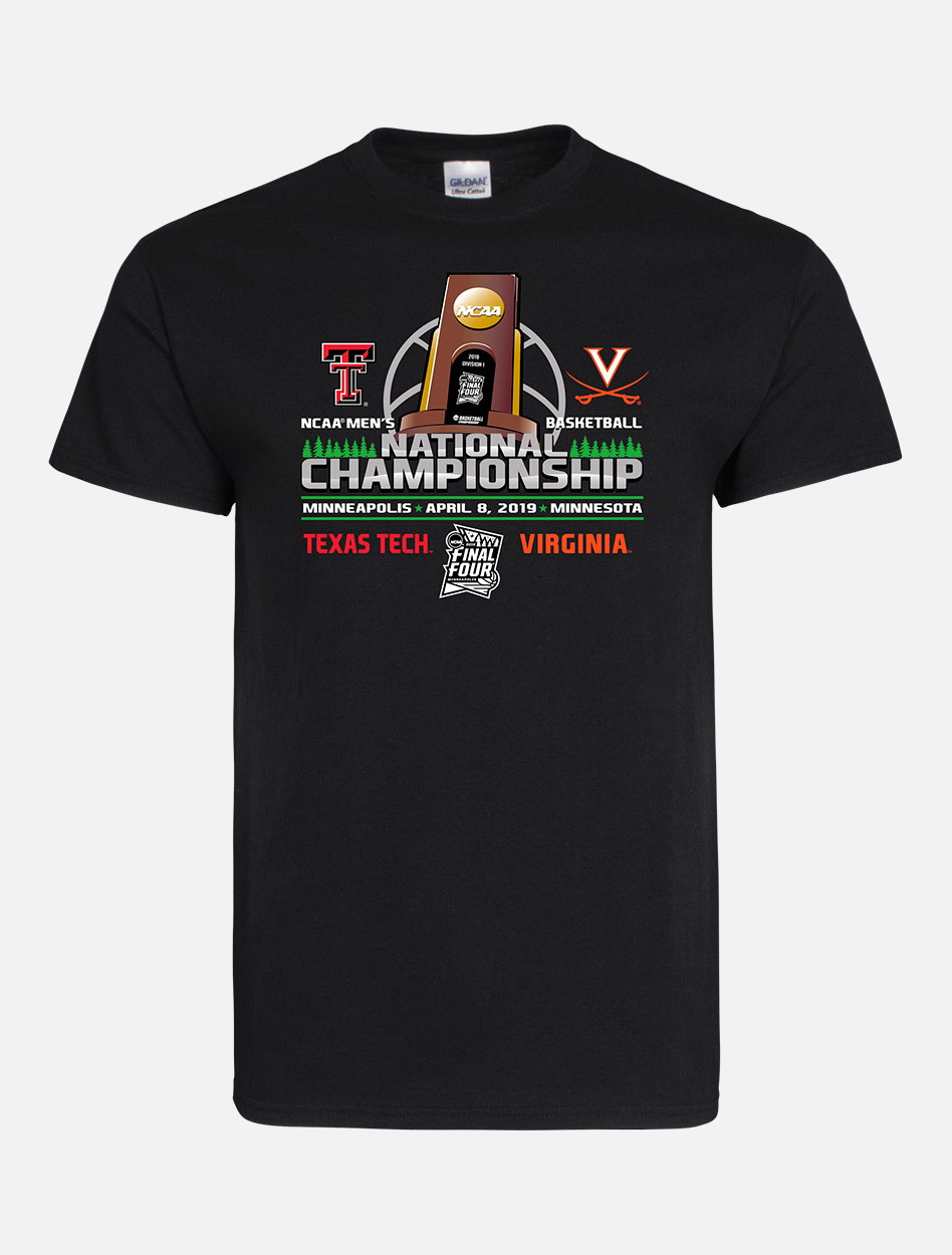 76540c2847b 2019 Texas Tech Red Raiders National Championship Black ...