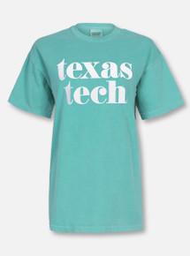 """Texas Tech Red Raiders """"Pristine"""" Short Sleeve T-Shirt"""