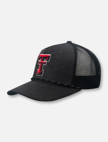 Texas Tech Red Raiders Roadie Trucker with Double T
