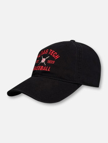 Legacy Texas Tech Red Raiders Cross Bats Adjustable Cap