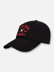 Legacy Texas Tech Red Raiders Cross Bats Adjustable Cap