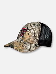"GameGuard Texas Tech Red Raiders Double T ""Caviar"" Snapback Cap"