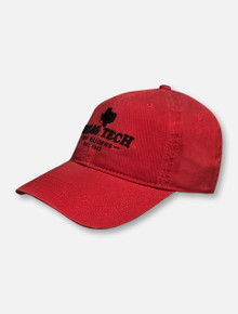 Texas Tech State Silhouette over Texas Tech Red Raiders 1923 Adjustable Cap