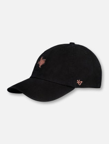 47 Brand Texas Tech Rose Gold Metallic Centerfield Adjustable Hat