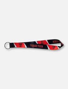 Texas Tech Red Raiders Double T Color Block Wristlet