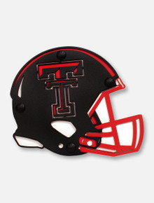 Texas Tech Red Raiders Football Helmet Hitch Cover