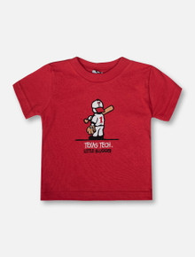 "Texas Tech Red Raiders ""Little Slugger"" INFANT T-Shirt"