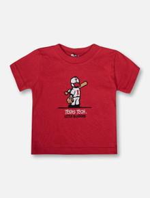 "Texas Tech Red Raiders ""Little Slugger"" INFANT T-Shirt"