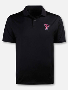 Under Armour Texas Tech Red Raiders Performance 2.0 Double T Polo