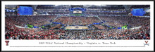 Texas Tech Red Raiders 2019 National Championship Game Tip Off Framed