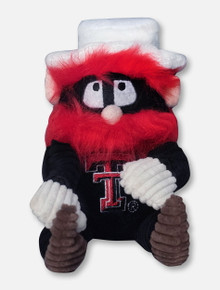 Texas Tech Red Raiders Plush Raider Red Knotted Dog Toy