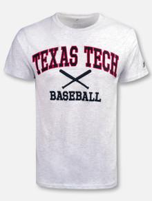 Texas Tech Red Raiders Arch over Baseball T-Shirt