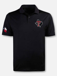 Under Armour Texas Tech Red Raiders Performance 2.0 Pride Polo